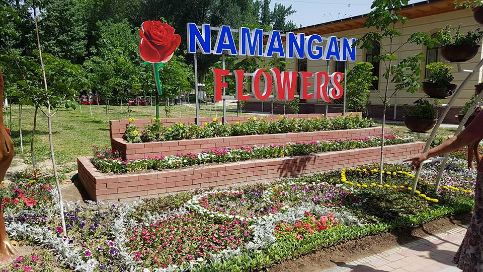The traditional flowers festival in Namangan expected to attract  the residents of the city and foreign guests from all of the world