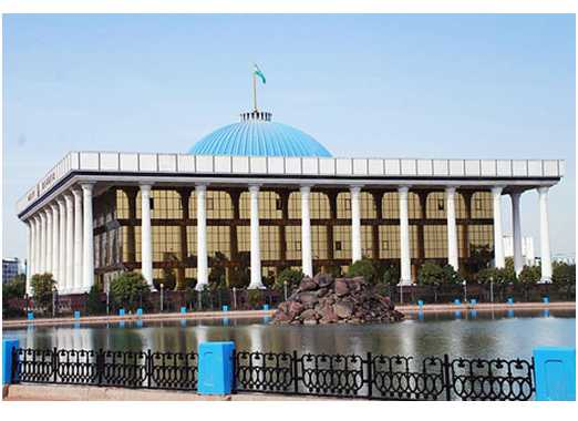 INFORMATION REPORT OF THE JOINT MEETING OF THE COUNCIL OF THE LEGISLATIVE CHAMBER AND SENATE OF OLIY MAJLIS OF UZBEKISTAN