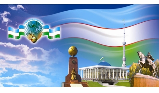 CONGRATULATORY ADDRESS TO THE PEOPLE OF UZBEKISTAN ON THE OCCASION OF THE 25TH ANNIVERSARY OF NATIONAL INDEPENDENCE