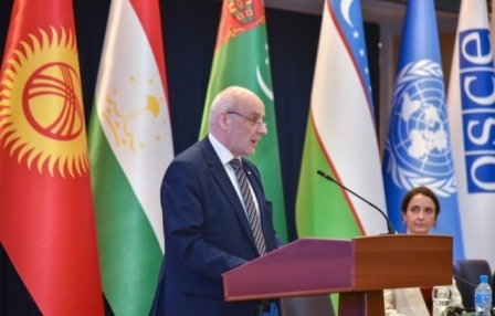 """CENTRAL ASIA – THE MAIN PRIORITY OF UZBEKISTAN'S FOREIGN POLICY"""