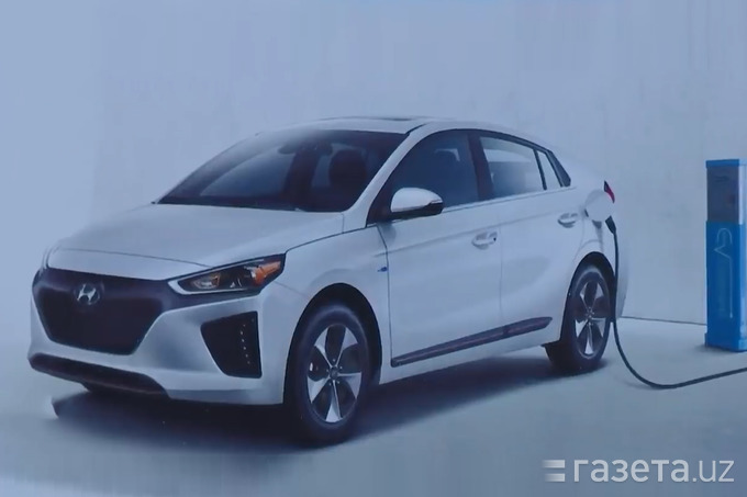 Hyundai electric cars will be made in Uzbekistan